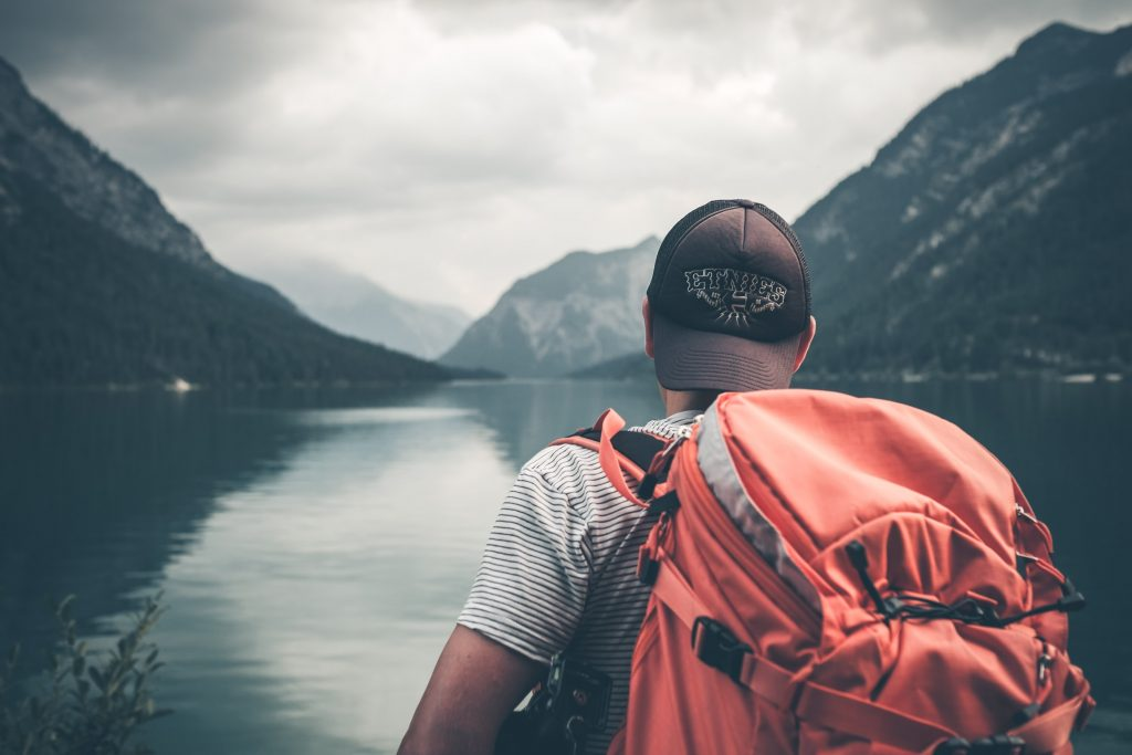 Travel to get new experiences in life